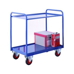 Industrial Tray Trolley - 2 Tier