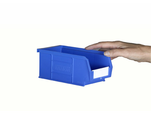 Pack Of 60 Size 2 Plastic Storage Bins
