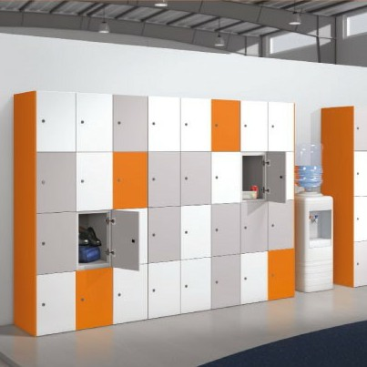 BuzzBox Satin Finish Premium Lockers