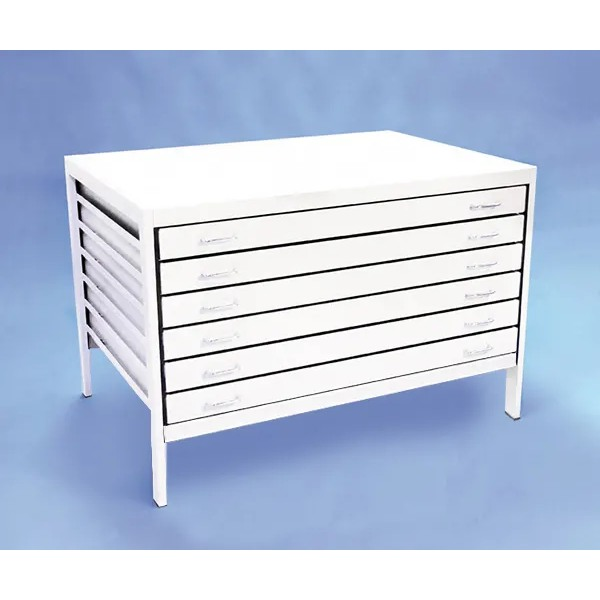 A0 Size Orchard Metal Plan Chest
