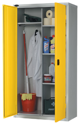 Cleaners Cabinet