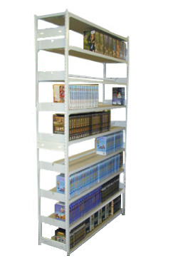 DVD Storage Shelving