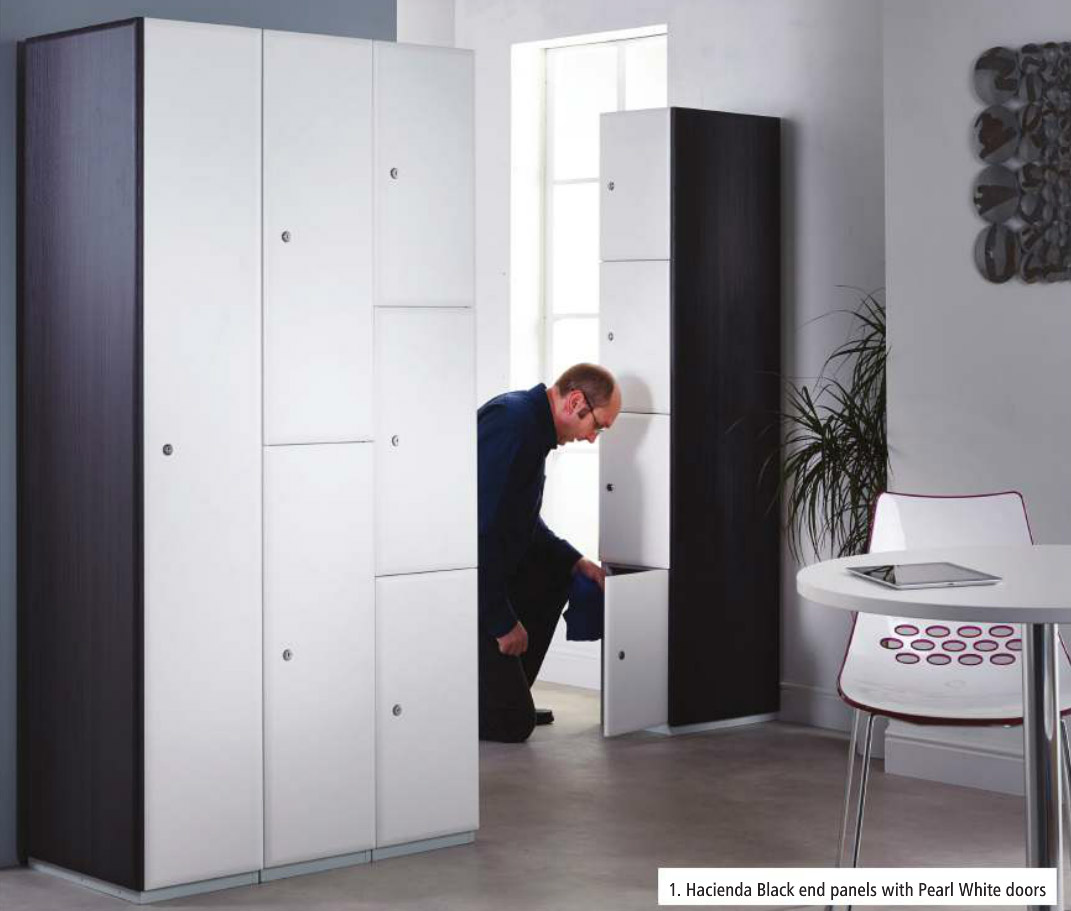 Executive Storage Lockers