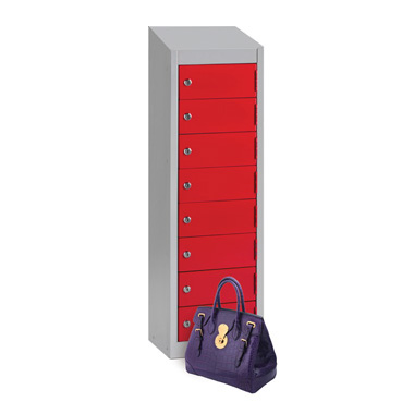 Probe 8 Tier Wallet, Phone & Accessory Locker