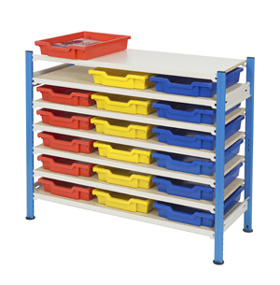 Trimline Low Level Gratnells Storage Unit