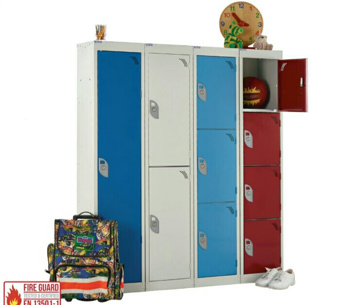 3/4 Height Primary School Lockers