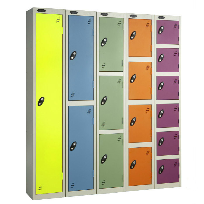 Probe Storage Lockers - Autumn Range