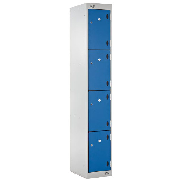 Solid Grade Laminate Door Lockers (Inset)