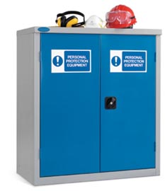 PPE Storage Cabinet - Low Height