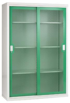 Sliding Door Cabinet - H1830 x W1220 x D460mm
