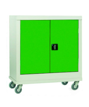 Mobile Steel Workplace Cupboard