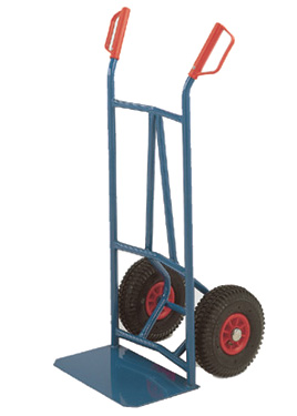 Pneumatic Tyre Sack Truck - 200kg