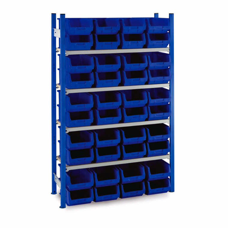 Plastic Picking Bin Shelving - TC4
