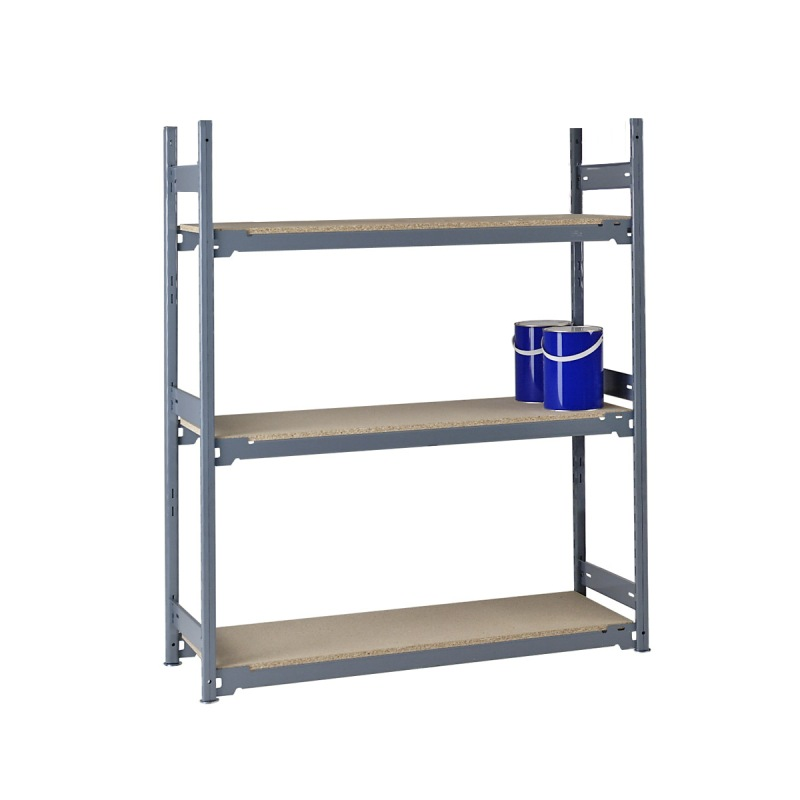 Type 1 Heavy Duty Shelving 1525mm (5ft) High