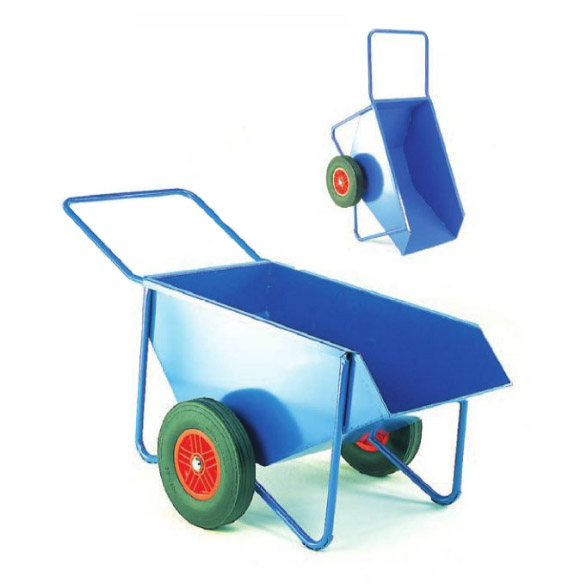Industrial Wheelbarrow Skip