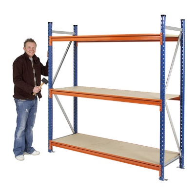 Longspan Heavy Duty Racking H2000mm