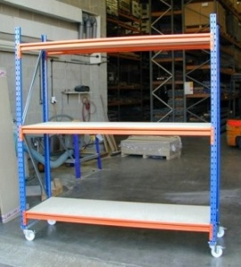 Longspan Shelving Trolley