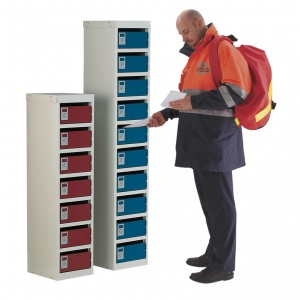 Armour Post Box Mail Locker - 25mm Slots