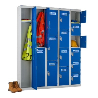Personal Protective Equipment Locker