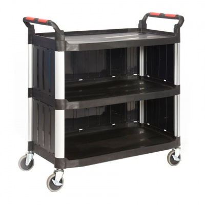Proplaz 3 Tier Shelf Trolley