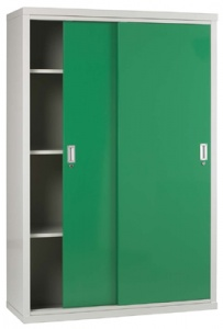 Sliding Door Cabinet - H1830 x W1220 x D460mm