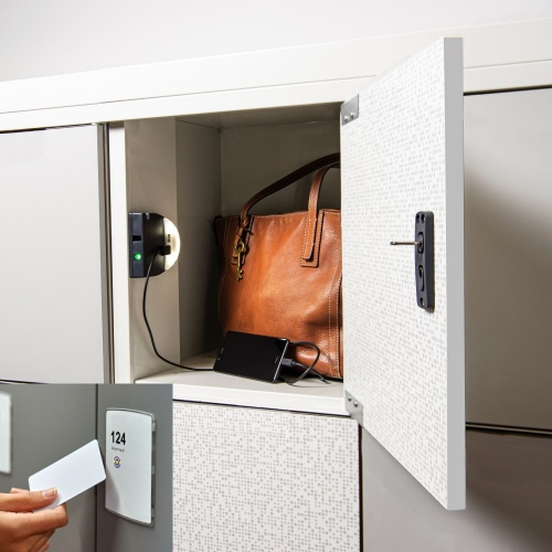 Keyless Smart Storage Lockers