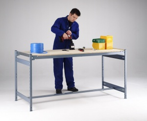 T-Bar Heavy Duty Workbench