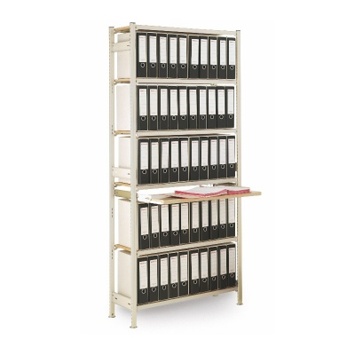 Trimline Lever Arch Office Shelving