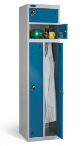 Probe Two Person Garment Locker