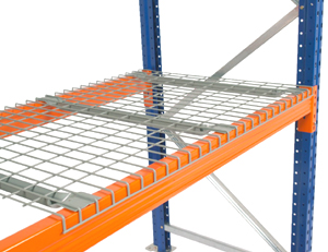 Wire Mesh Pallet Rack Decking