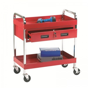 Workshop Tool Trolley With Drawers