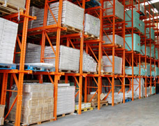 Distribution Centre Pallet Racking