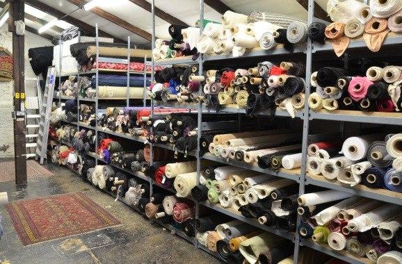 Cloth Storing