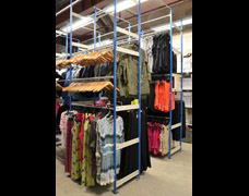 EZR Garment Racking