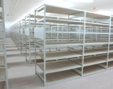 High Density Archive Shelving