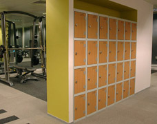 Gymnasium Locker Solutions