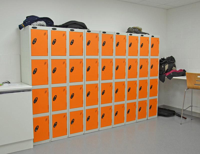 storage lockers solutions
