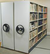 Mobile Shelving - Books