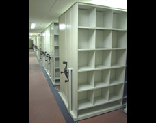 EZR Mobile Medical Shelving Solutions