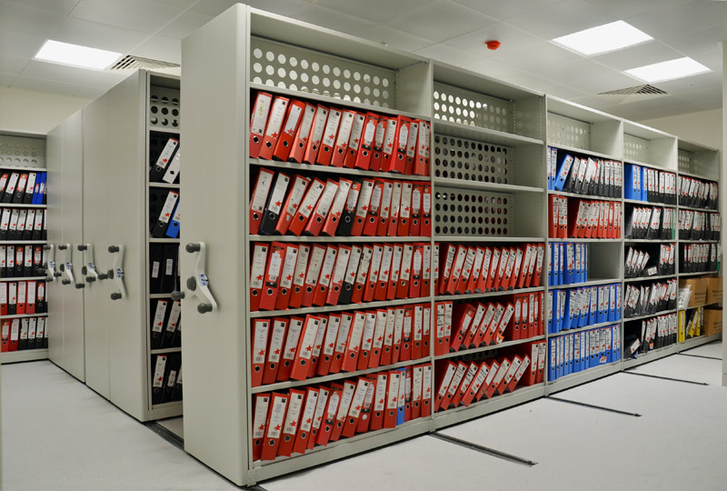 CALL 01993 779494 TO FIND OUT MORE ABOUT OUR MOBILE FILING SYSTEMS