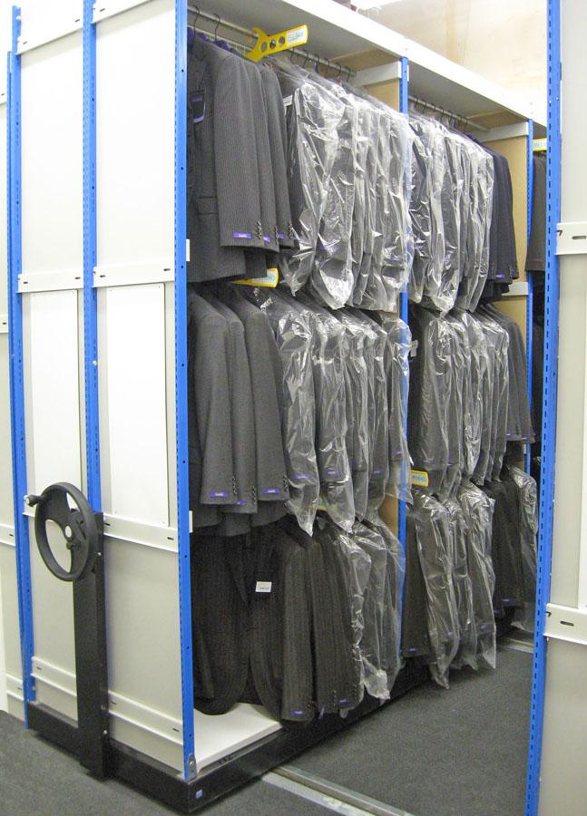 Garment Racking Amp Hanging Storage Solutions