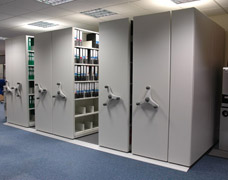 Office Mobile Filing Units