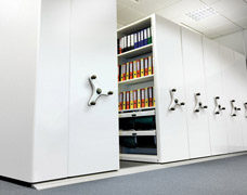High Quality Movable Office Shelves