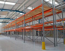 Heavy Duty Pallet Racking For Warehouses