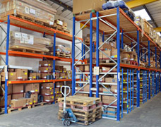 Warehouse Rack Inspections