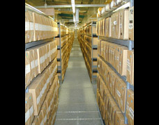 Archive Records Storage