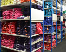 Stockrom Racking For Clothing Retailers