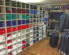 Storage Solutions For Retail