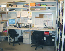 Stockroom Workstations