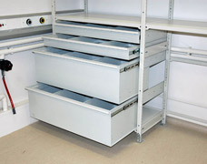 Hospital Ward Storage Solutions By EZR